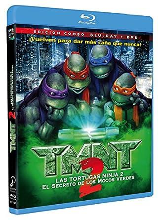 Tmnt 2: El Secreto De Los Mocos Verdes (Blu-Ray) (Import