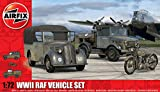 Airfix WWII RAF Vehicle Model Kit (1:72 Scale)