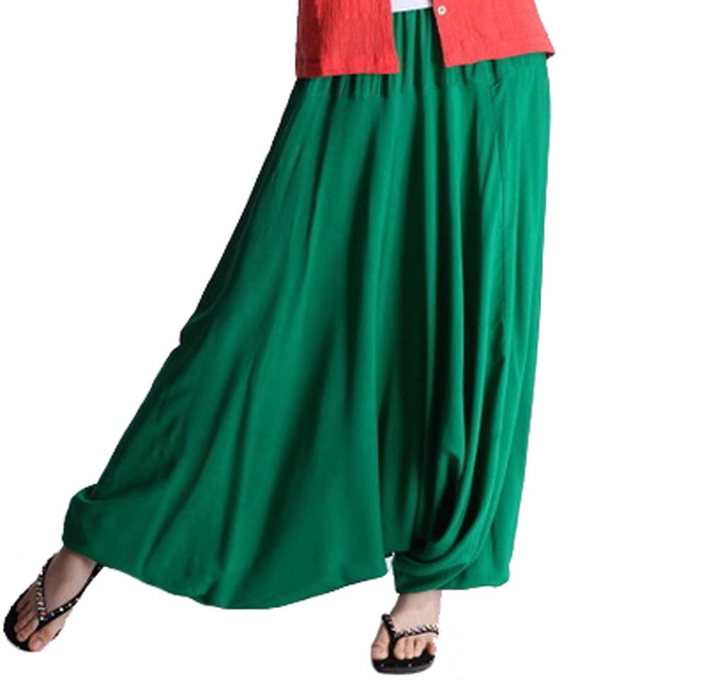 Loose Pants Sagging Pants Yoga Pants Sunscreen Breathable Travel Home