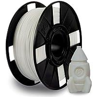 Filamento PETG 1,0 kg para Impressora 3D (Branco)
