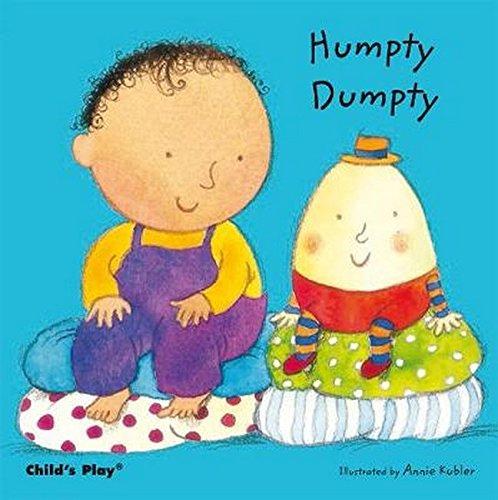 Humpty Dumpty (Baby Board Books) (Nursery Time)