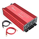 Soyond 1500W Power Inverter For Home Car RV With AC Outlets Converter 12 V DC To 120 V AC
