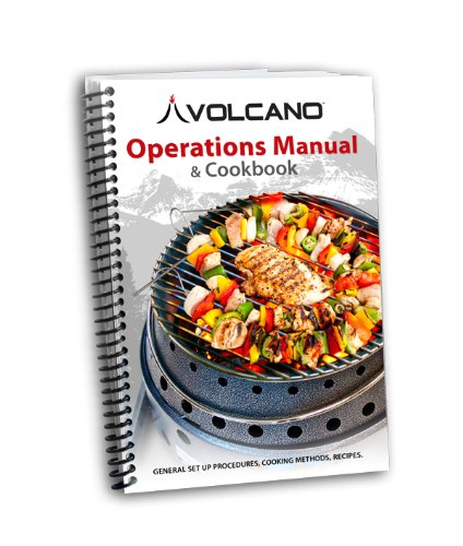 (Volcano Outdoors 30-600 Cookbook and Technical Manual for Grilling )