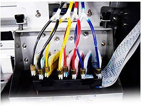 Wonduu Plotter De Impresión Yh Ancho De 1300 hasta 3200mm 1 x DX5 1800: Amazon.es: Electrónica
