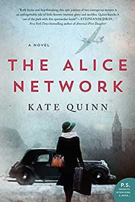 The Alice Network (Thorndike Press large print historical fiction)