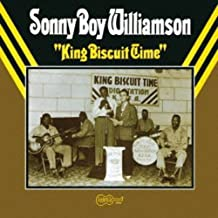 Sonny Boy Williamson - King Biscuit Time [Japan LTD Mini LP CD] PCD-93701