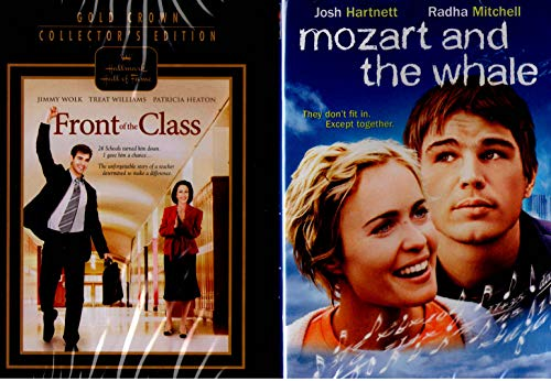 Hallmark : Front of the Class , Mozart and the whale - Value pack