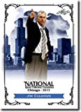 2013 Leaf National Redemption Exclusive NSCC Promo #JC1 Jim Calhoun - College Basketball HOF (Basketball)(UCONN / Head Coach)