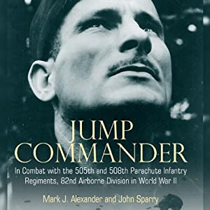 Jump Commander Audiobook