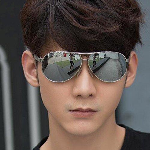 lunettes soleil lunettes de de soleil soleil Silver de randonneur noires de soleil protection soleil hommes de UV400 de lunettes soleil cadeaux protecti pare lunettes D nouvelles de soleil de Lunettes lunettes gxnT44H