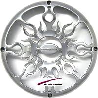AFG10 - Audiobahn 10 Polished Cast Alluminum Subwoofer Grills