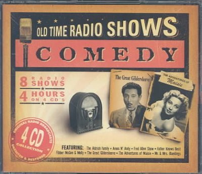 Old Time Radio: Comedy