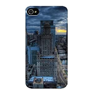 Blackducks Design High Quality Scenery Cover Case With Ellent Style For Iphone 4/4s(nice Gift For Christmas) by rushername