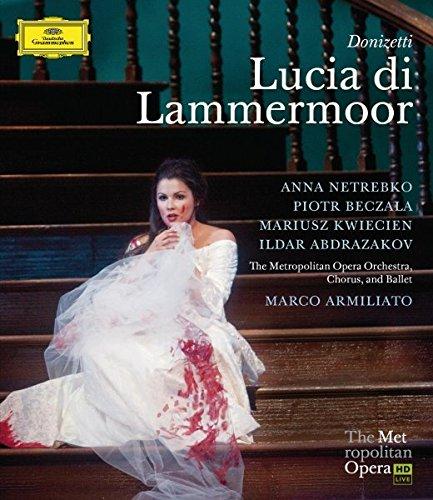Anna Netrebko - Lucia Di Lammermoor (Blu-ray)