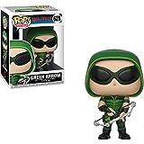 Green Arrow: Smallville x Funko POP! TV Vinyl Figure & 1 POP! Compatible PET Plastic Graphical Protector Bundle [#628 / 30193 - B]