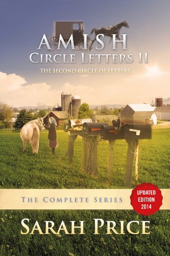 Amish Circle Letters II: The Second Circle of Letters: Contains An Amish Spring, An Amish Summer, An Amish Autumn, and An Amish Winter