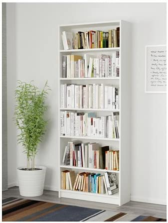 Shop IKEA Billy Bookcase White from Amazon on Openhaus