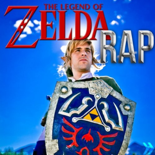 The Legend of Zelda Rap [Uncen...