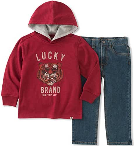 Lucky Brand Baby Boys' Pant Set
