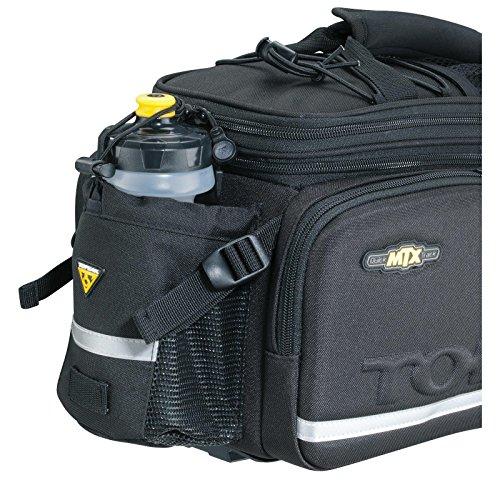 Topeak Rahmentasche MTX TurnkBag EX Gepäckträgertasche, schwarz, 17x 37x15.4cm 0.8 kg, TT9631B