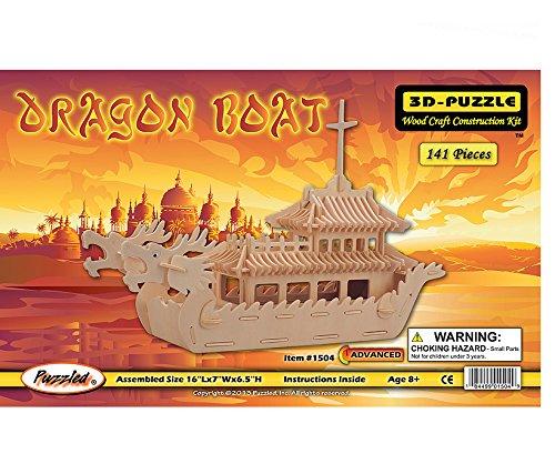 Dragon Boat (Chinese Boat)