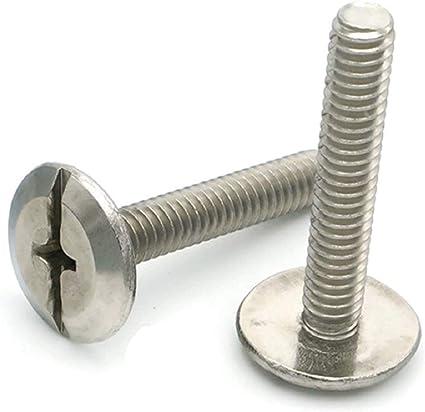 1//4-20 Thread for Hurricane Shutter Bolts Anchors /& Sidewalk Bolts Qty 100 Anchors for Concrete
