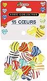 Kim'play - 9045 - Billes - 15 Cœurs