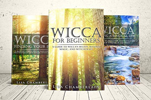 - Wicca Starter Kit: Wicca for Beginners, Finding Your Path, and Living a Magical Life