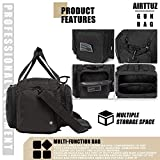 AIRTTUZ Range Bag | Gun Range Duffle Bag for