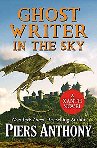 book cover of Ghost Writer in the Sky