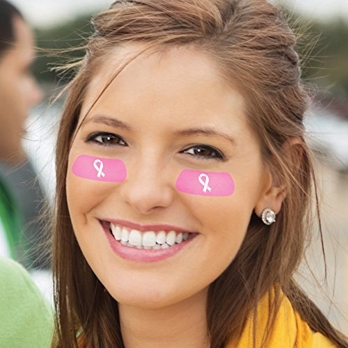 (EyeBlack Pink Ribbon (24 Strips))