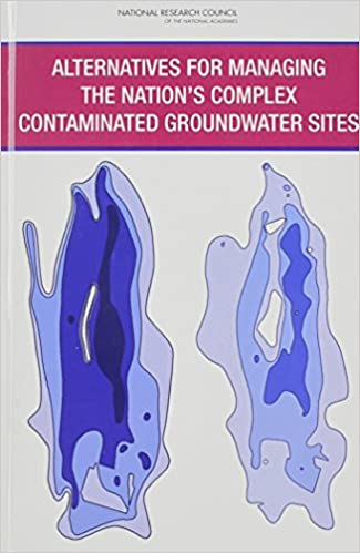 Alternatives for Managing the Nation's Complex Contaminated