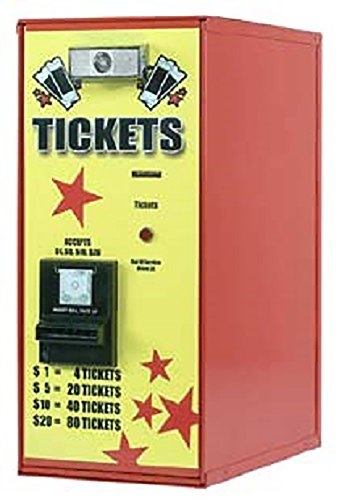 American Changer - AC111 Ticket Dispenser by American Changer