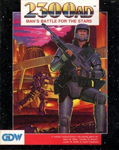 2300 AD - Man's Battle For The Stars [BOX SET]