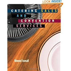 Catering, Sales and Convention Services (Food & Hospitality Series)