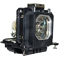 SpArc Platinum Sanyo PLV-Z3000 Projector Replacement Lamp with Housing