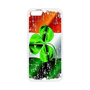 """High Quality Phone Case For Apple Iphone 6,4.7"""" screen Cases -Lucky Clover & Irish Flag-LiuWeiTing Store Case 4"""