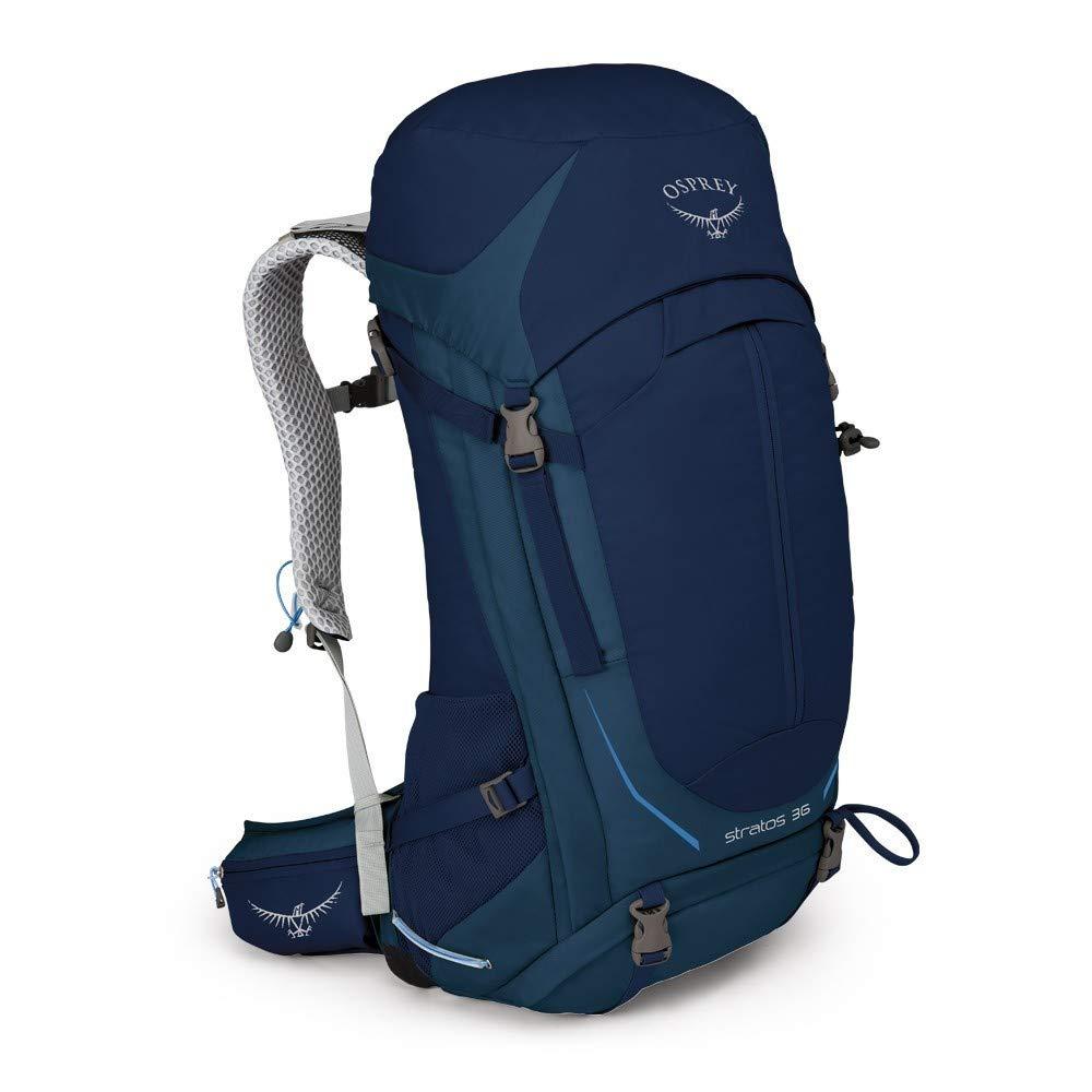 Osprey Packs Stratos 36L Backpack Eclipse Blue, M/L