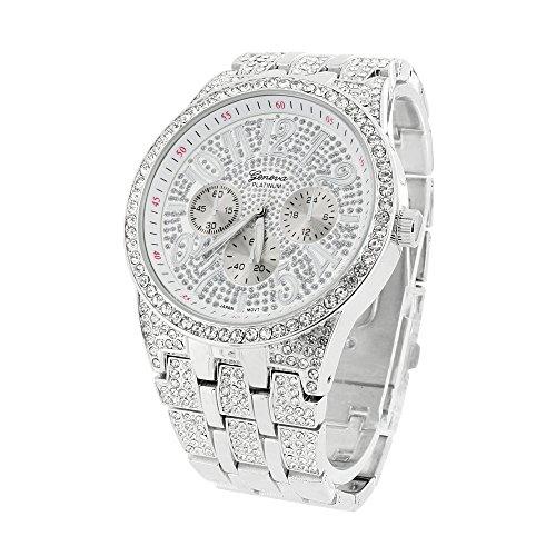 watches for men platinum - 7