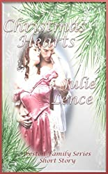 Christmas Hearts (Weston Family Series--Short Story Book 5)