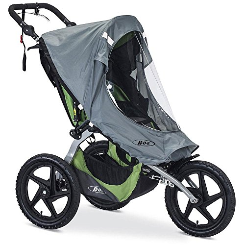 Weather Shield BOB 2016 Sport Utility Single Stroller & Iron