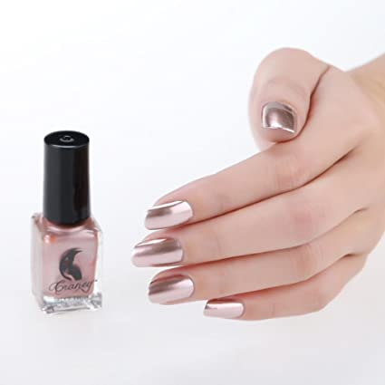 IGEMY Silver Stainless Steel Nail Polish