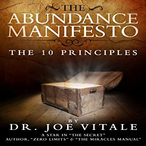 The Abundance Manifesto Audiobook