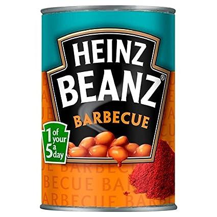 Heinz Beanz BBQ 390g