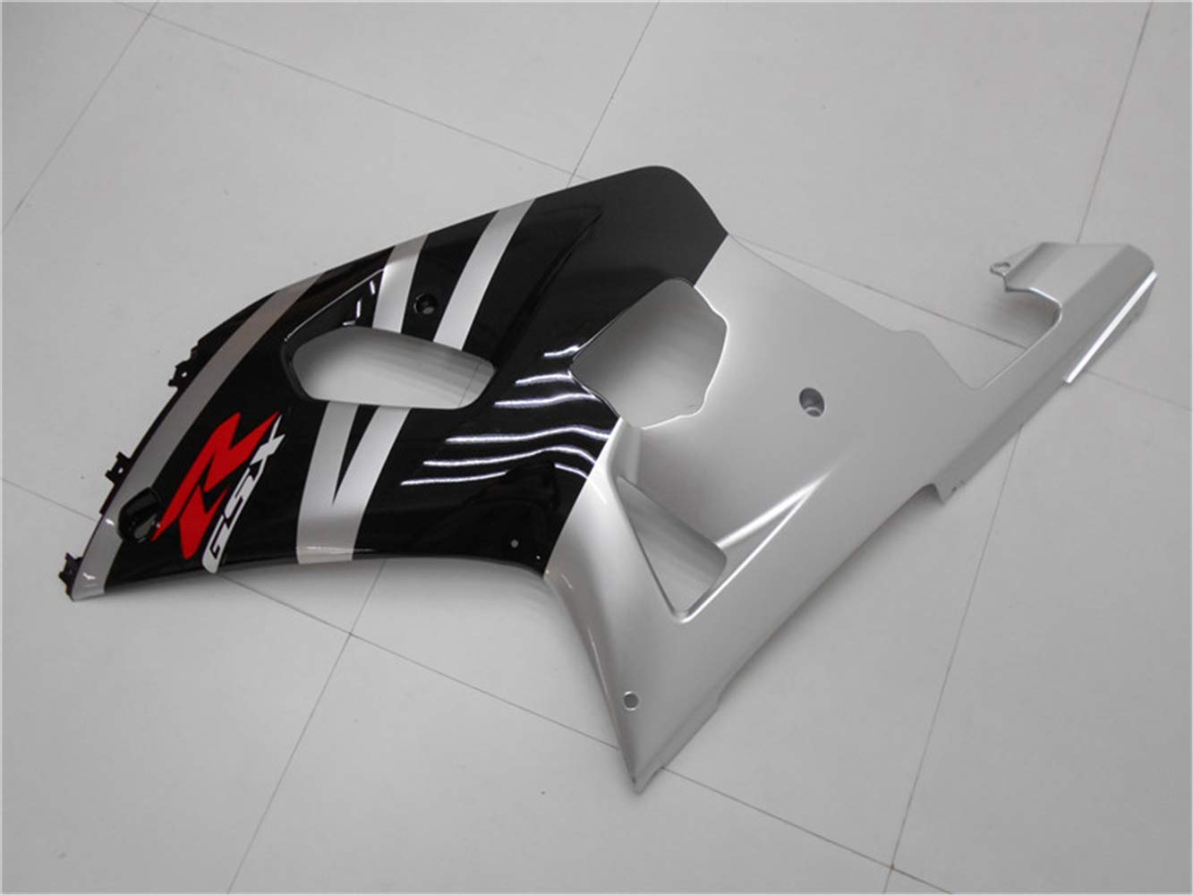 New Blue White Fairing Fit for SUZUKI 2001 2002 2003 GSXR 600 750 Injection Mold ABS Plastics Aftermarket Bodywork Bodyframe GSX-R 600//750 01 02 03