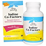 EuroPharma, Terry Naturally, Iodine Co-Factors, 120 Capsules - 3PC