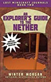 minecraft quest for diamond sword - An Explorer's Guide to the Nether: Lost Minecraft Journals, Book Two (Lost Minecraft Journals Series)