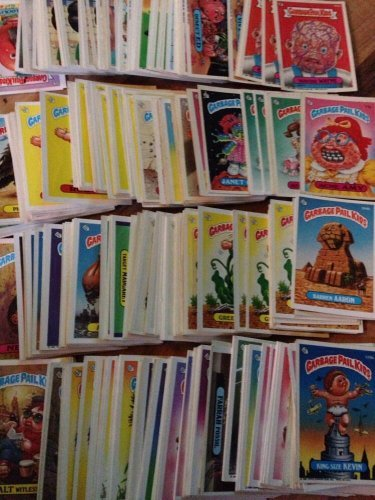 GARBAGE PAIL KIDS NEW SERIES - LOT of 50 DIFFERENT ()