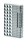 S.T. Dupont Palladium Line 2 Lighter - Diamond heads