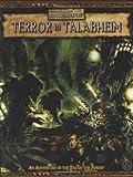 Warhammer RPG: Terror in Talabheim (Warhammer Fantasy Roleplay)